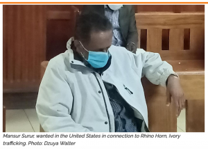 Ivory Co-Accused Surur remanded to October 7th