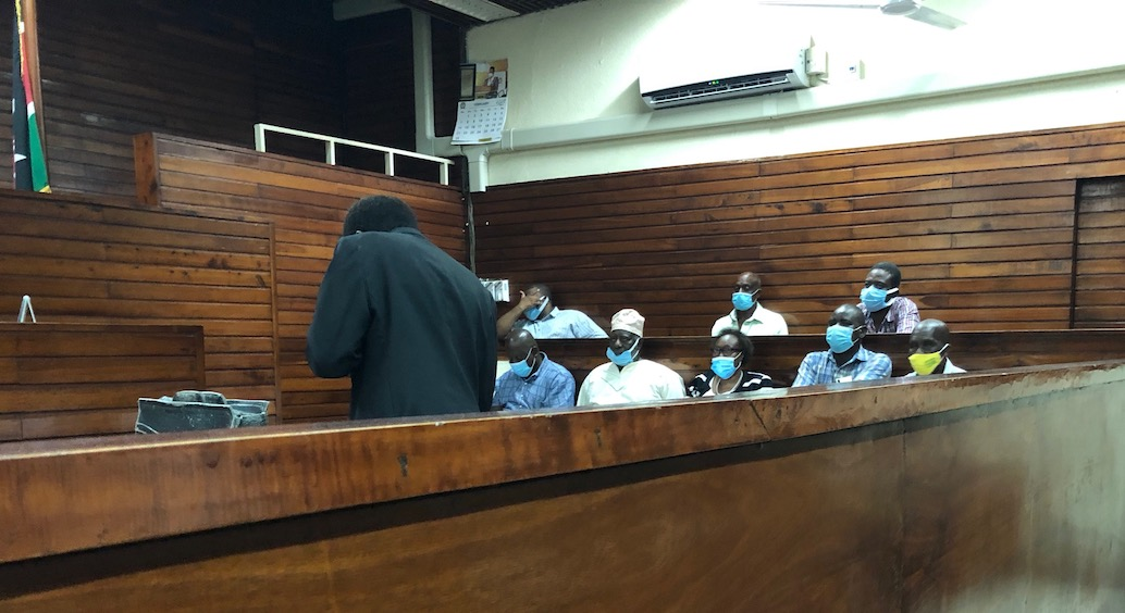 CF 1132/2015 –  Mombasa Magistrate Orders DPP to Close its Case
