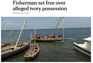 High Court Quashes 2018 Ivory Possession Case
